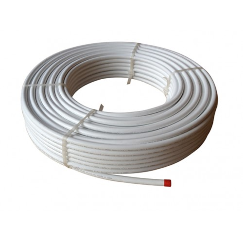 16mm Pex Al Pe Barrier Pipe For Underfloor Heating Systems