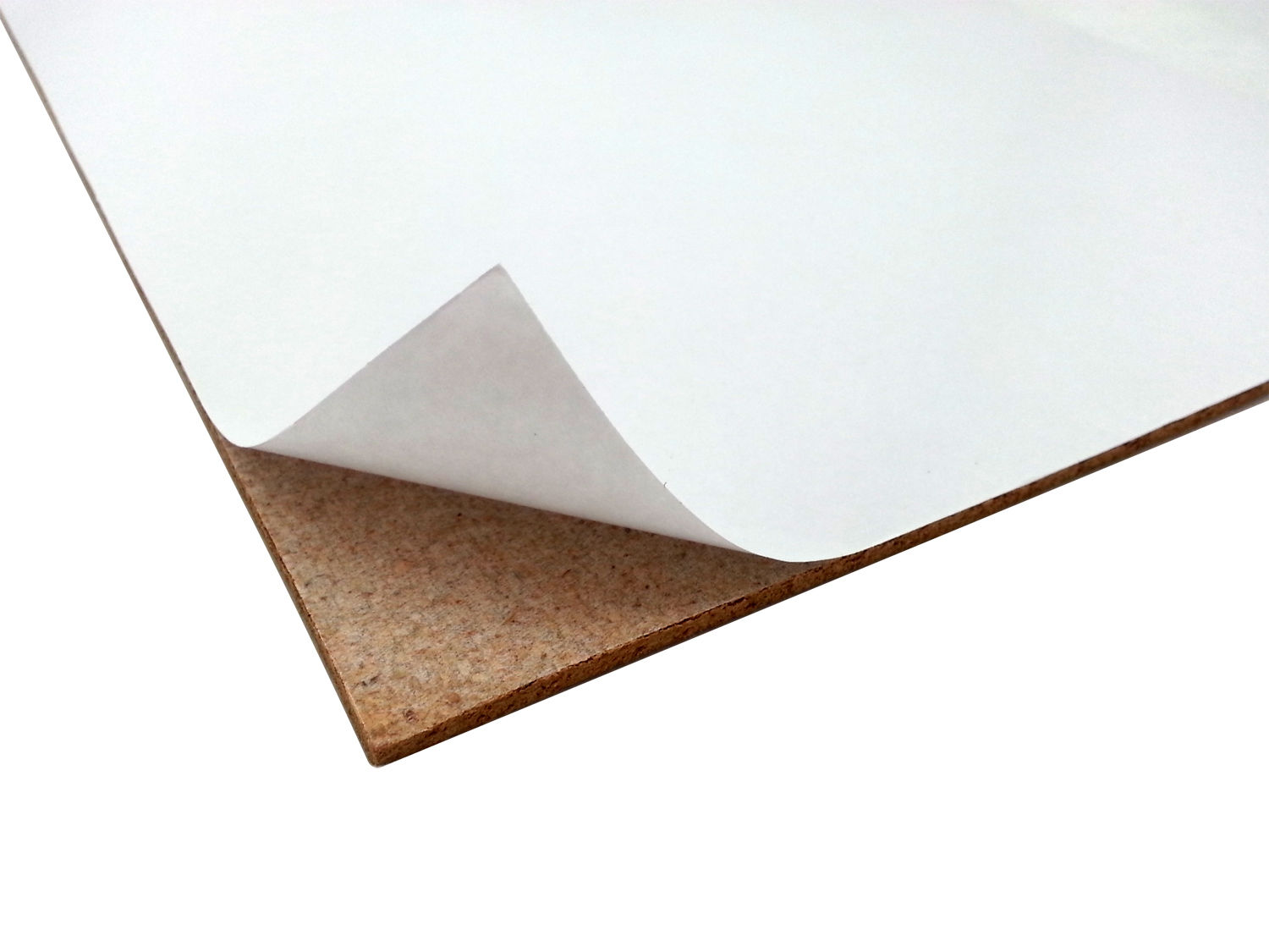Self adhesive cork floor tiles