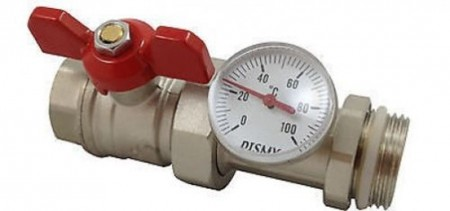 Underfloor-Heating-1-x-1-Inch-Manifold-Isolation-Valve-With-thermometer-161735983735