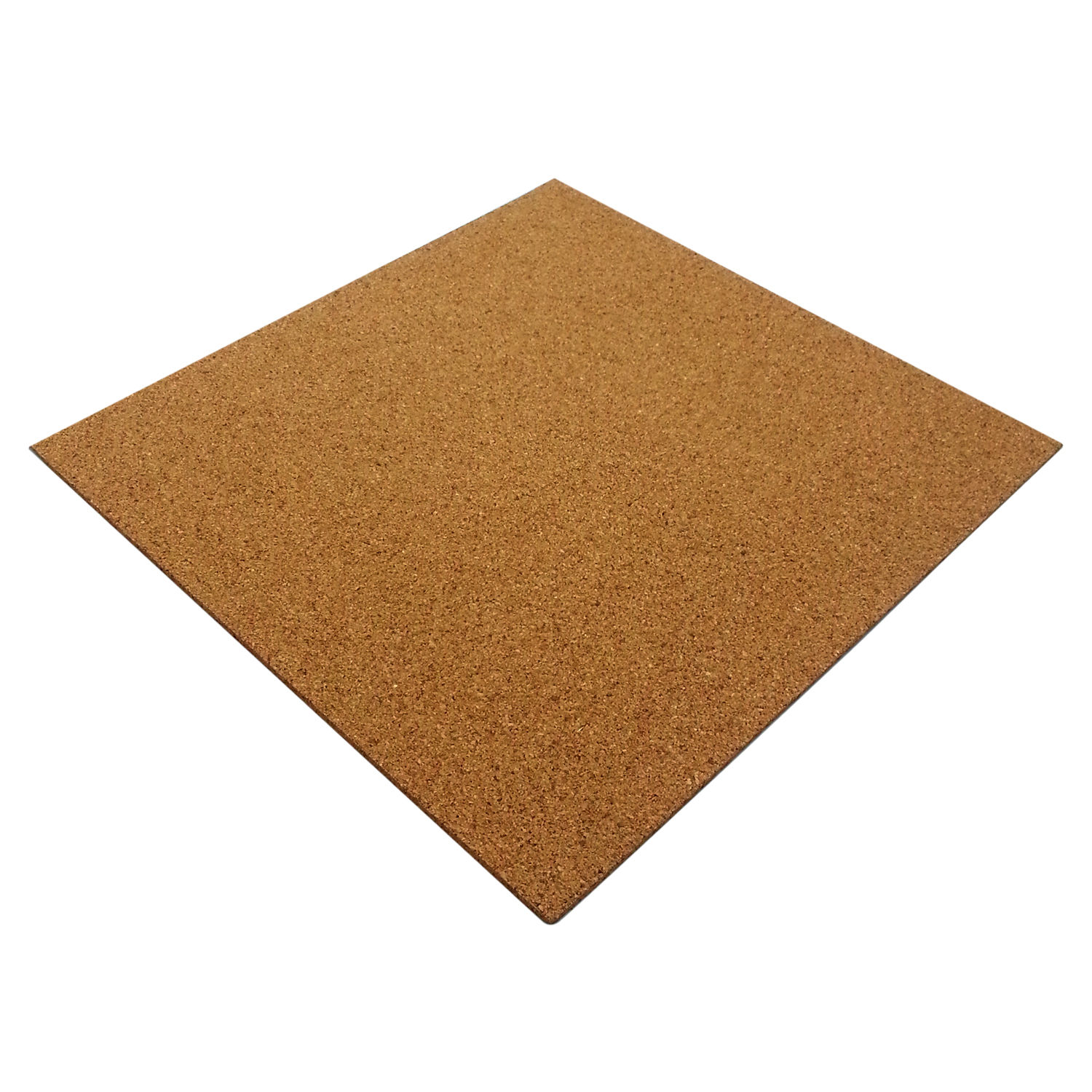 20 x natural cork tiles self adhesive for floor wall for Cork floor tiles