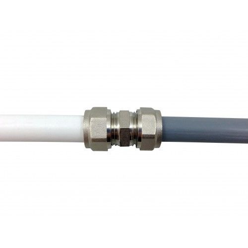 Adapter reducer mm barrier pipe to compression